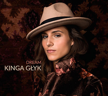 Kinga Glyk - Dream CD-Cover